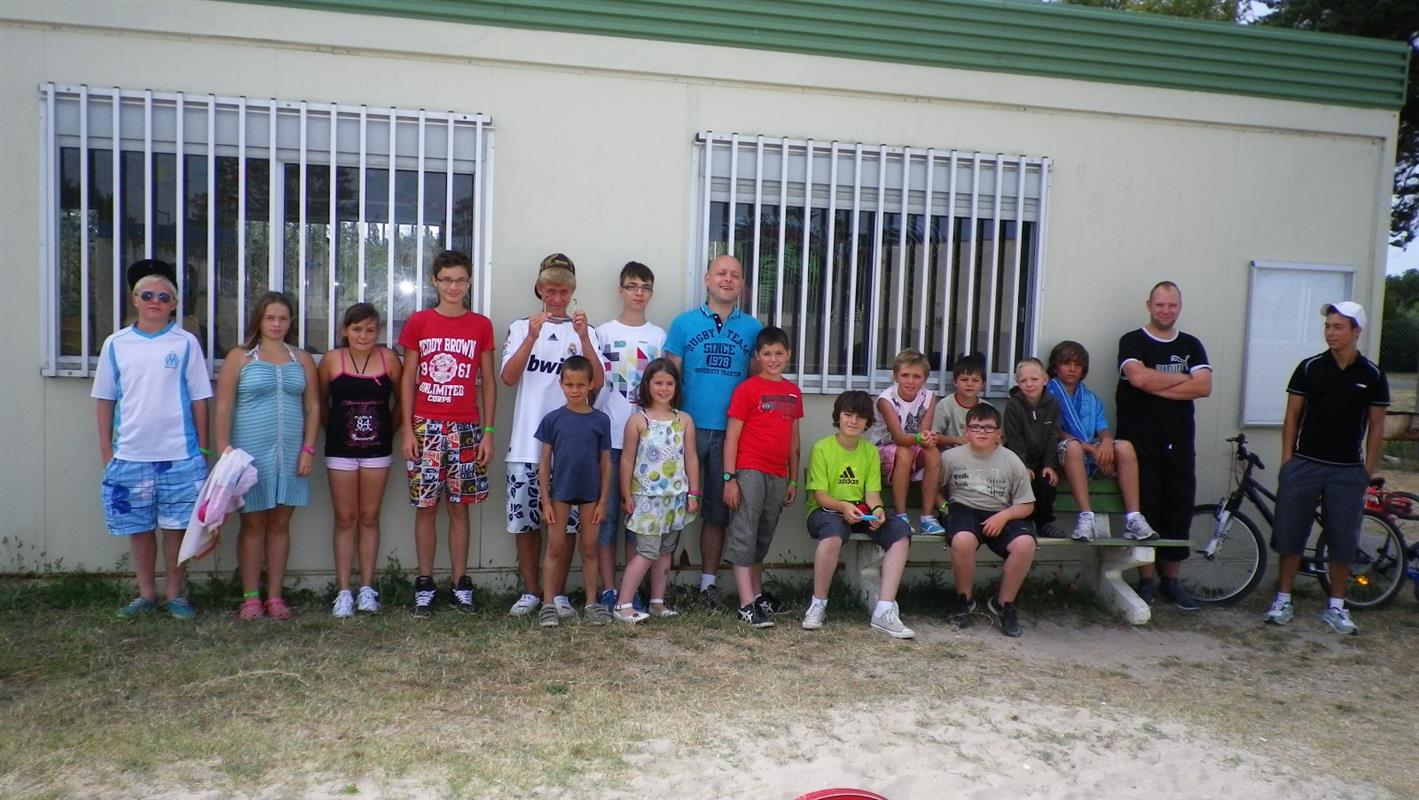 Club enfants camping charente maritime animations for Camping royan avec piscine