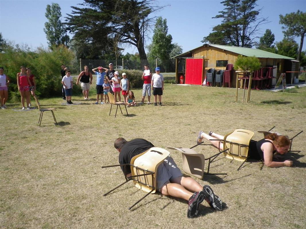 Animations camping charente maritime loisirs camping 3 for Camping pres de la rochelle avec piscine